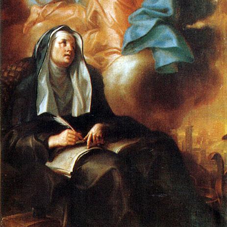 Brigida von Kildare - Ökumenisches Heiligenlexikon